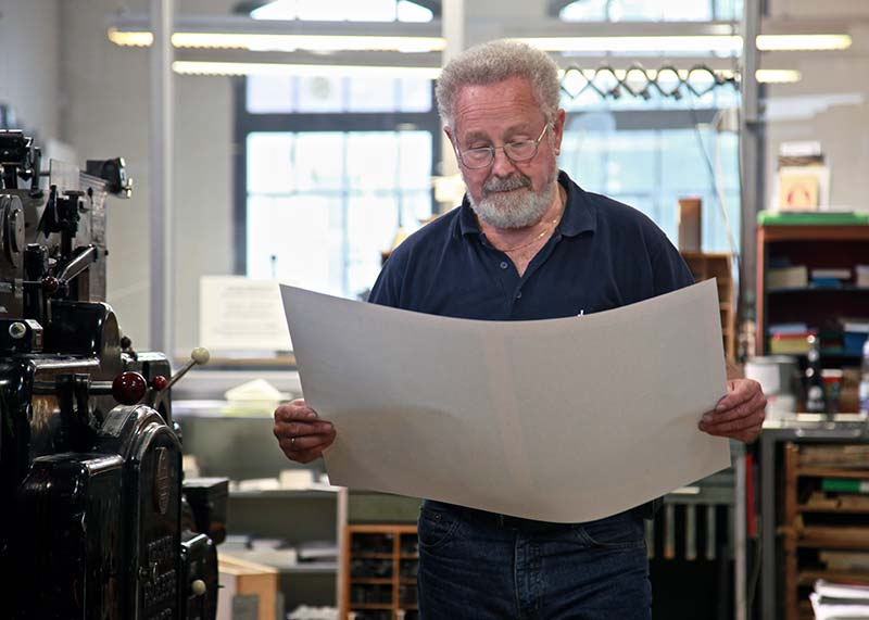 Walter Fischer - Buchdruckkunst
