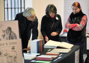 BDK 2013 Besucher - Buchdruckkunst
