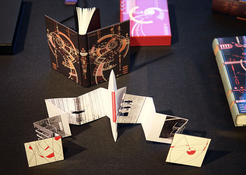 BDK 2013 Buchobjekte - Buchdruckkunst