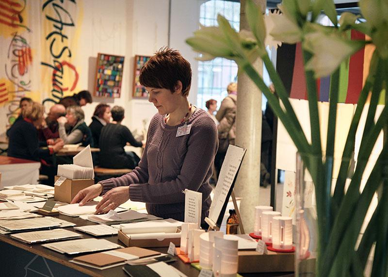 BDK 2013 Frau Follmer - Buchdruckkunst