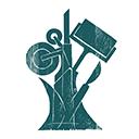 Buchdruckkunst Logo - Buchdruckkunst