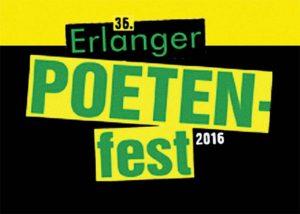 Logo Poetenfest - Buchdruckkunst