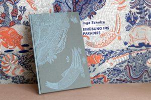 Paradies Cover - Buchdruckkunst