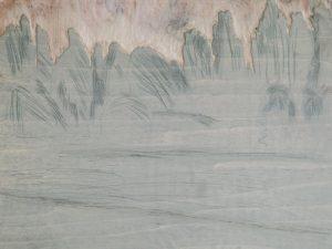 Paradies Landschaft 01 - Buchdruckkunst