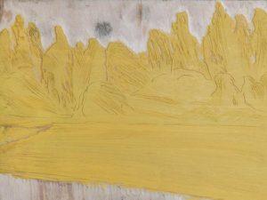 Paradies Landschaft 02 - Buchdruckkunst