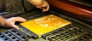 Tita Druckform - Buchdruckkunst